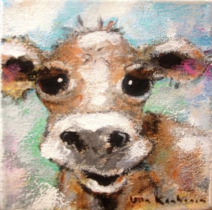 Lehmä ©Ulla Kauhanen