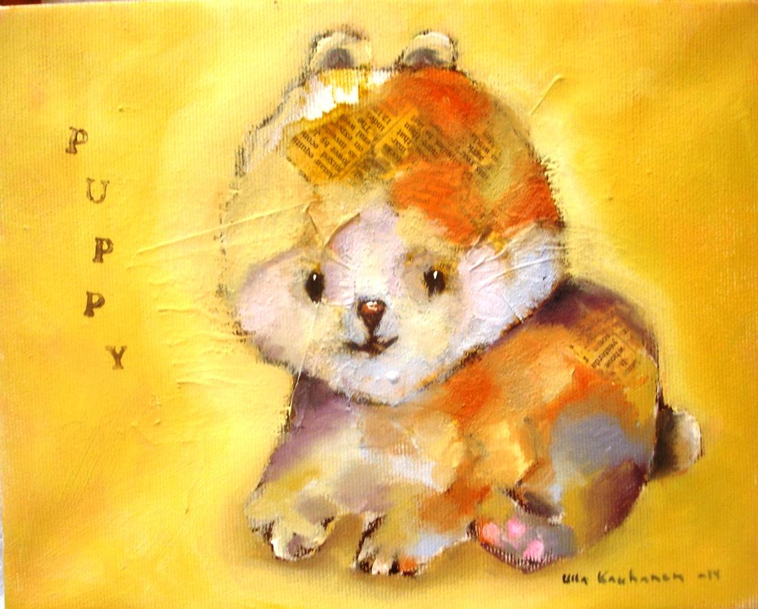 Puppy ©Ulla Kauhanen