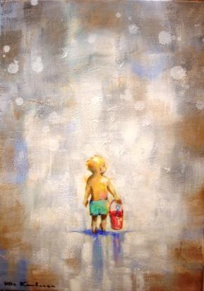 Rannalla II, Poika ©Ulla Kauhanen