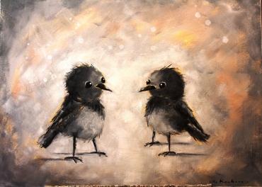 ulla kauhanen kaksi varista