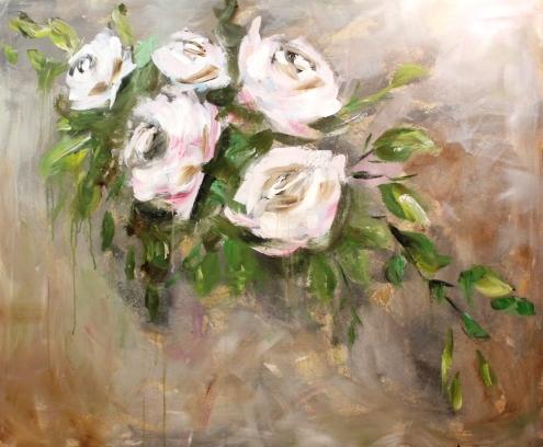ulla kauhanen valkoiset ruusut 2