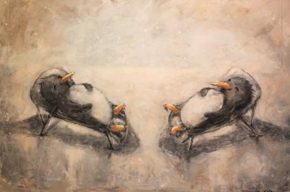 Linnut ja eläinaiheet, Ulla Kauhanen, ullakauhanen (9)